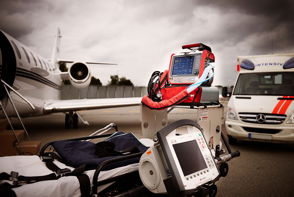 services pediatric air ambulance