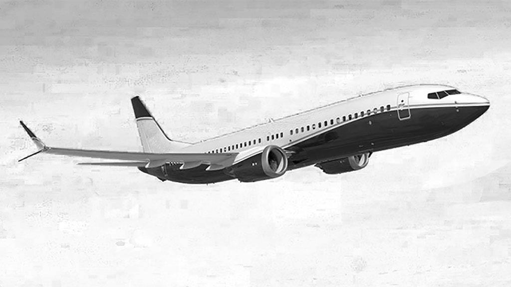 Boeing Business Jet mit einer Reichweite von bis zu 7.000 Kilometern und Platz für bis zu sechs Intensivpatienten