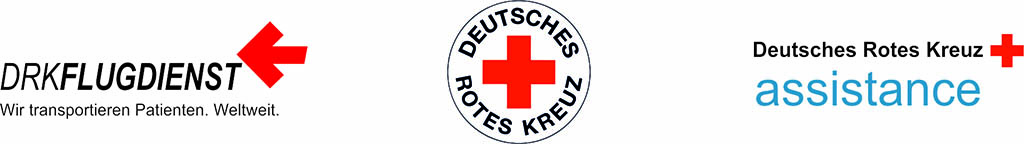These are the logos of the German Red Cross and his subsidiaries